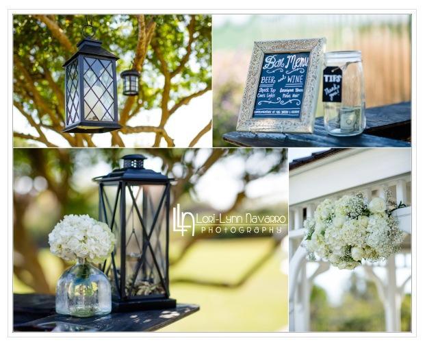 Lanterns post